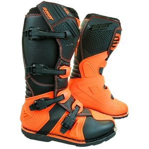 Bottes Cross Shot X10 2.0 - Neon Orange 2019