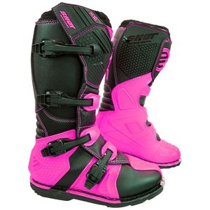 Bottes Cross Shot X10 2.0 - Neon Pink 2019
