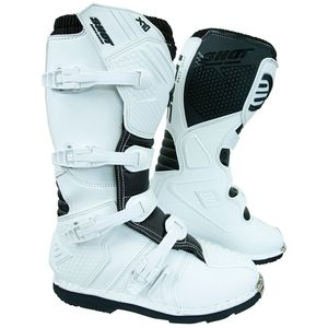 Bottes Cross Shot X10 2.0 - White 2019