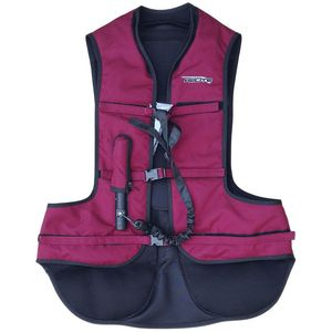 Gilet Airbag AIRNEST COLORS  Bordeaux