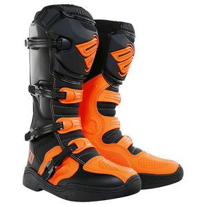 Bottes cross X11 ORANGE FLUO  2018 Orange