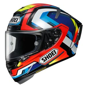 Casque Shoei X-spirit 3 - Brink Tc1