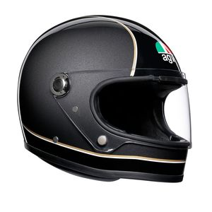 Casque X3000 - SUPER AGV  Black/grey