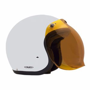 Ecran casque BUBBLE- ORANGE  Orange