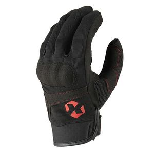 Gants BUMP CE  Black/Red