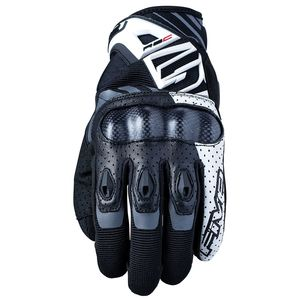 Gants RS-C  Black White