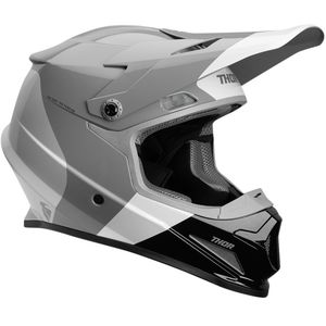 Casque Cross Thor Sector Bomber Mips Charcoal White 2019