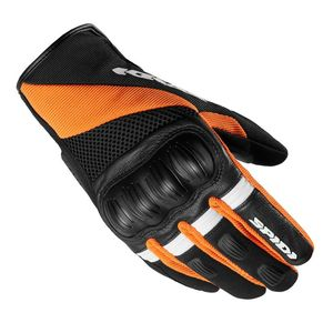 Gants RANGER  Noir/Orange