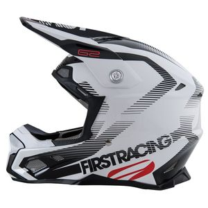 Casque First Racing G2 Solid