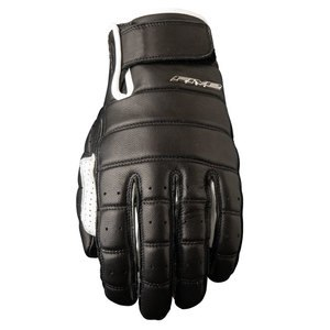 Gants Five California Black / White