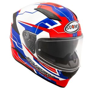 Casque SPEEDSTAR - CAMSHAFT  Blue White Red