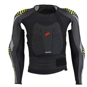 Gilet de protection SOFT ACTIVE JACKET PRO KID X8  Black