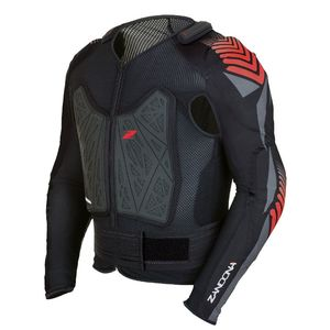 Gilet de protection SOFT ACTIVE JACKET EVO X8 2019 Black