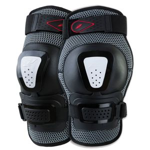 Genouillères SHORT KNEEGUARD EVO 2019 Black White