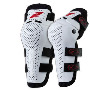 Genouillères JOINTED KNEEGUARD 2019 White