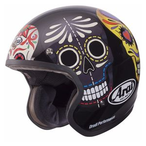 Casque Arai Freeway Classic Skull