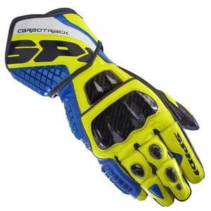Gants CARBO TRACK REPLICA  Bleu/Jaune