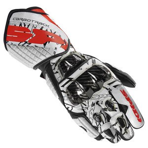 Gants CARBO TRACK REPLICA  Blanc