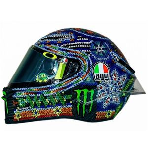 Casque Agv Pista Gp R - Limited Edition - Winter Test 2018