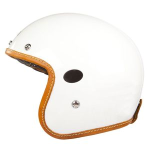 Casque NAKED  Blanc