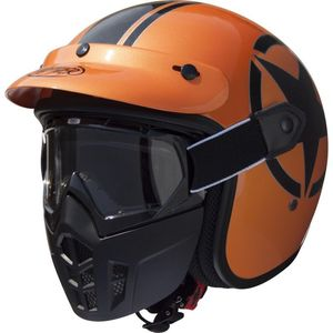 Casque Premier Mask - Star - Metallic Orange