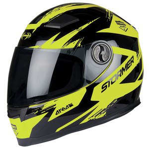 Casque AREA - MIX  Noir/Jaune