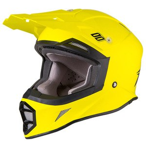 Casque cross STRIKER SOLID - NEON YELLOW 2019 Jaune Fluo