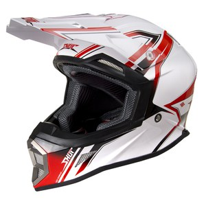 Casque cross STRIKER RAGE  ROUGE 2015 Rouge
