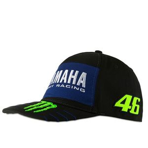 Casquette VRl46 - MONSTER YAMAHA 2020  Black