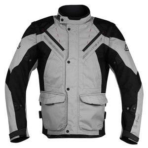 Veste CREEK  Noir/Gris