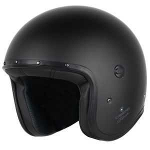 Casque FREERIDE  Black Matt