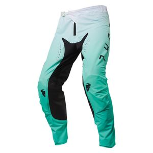 Pantalon cross PRIME PRO APOLLO - BLACK MINT 2019 Noir/Vert
