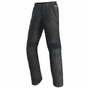 Pantalon CHECKER EVO WOMEN GORE-TEX - version jambes courtes  Noir