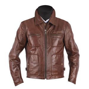 Blouson CRAFT  Marron