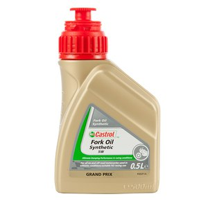 Huile de fourche SYNTHETIC FORK OIL 5W 500ML