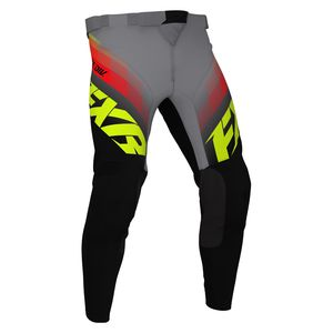 Pantalon cross CLUTCH BLACK/GREY/HI VIS/ NUKE RED 2021 Black/Grey/Hi Vis/Nuke Red