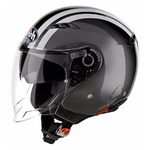 Casque CITY ONE - FLASH  Gris