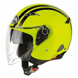 Casque CITY ONE - FLASH  Jaune
