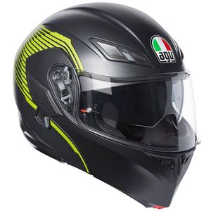 Casque COMPACT ST - VERMONT  Black/Yellow