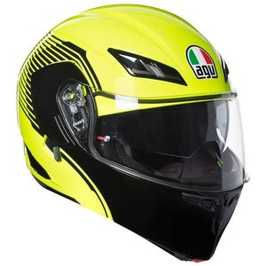 Casque COMPACT ST - VERMONT  Yellow/Black