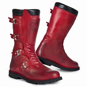 Bottes CONTINENTAL  Rouge