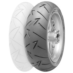 Pneumatique CONTI ROAD ATTACK 2 160/60 ZR 17 TL (69W)