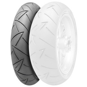 Pneumatique CONTI ROAD ATTACK 2 120/70 ZR 17 TL (58W)