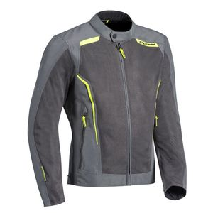 Blouson COOL AIR  Grey/Yellow Fluo