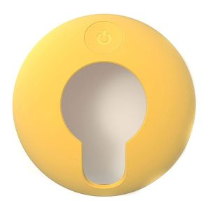 GPS Protection silicone pour Tom Tom VIO  Jaune