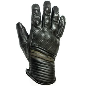 Gants CORPORATE PERFORE  Noir