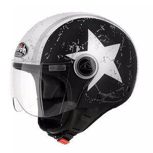 Casque COMPACT PRO - SHIELD MATT  Noir