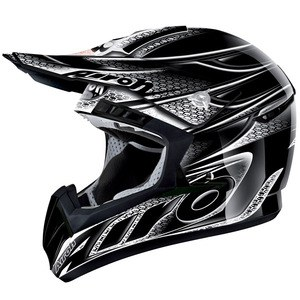 Casque cross CR901 LINEAR 2014 Noir