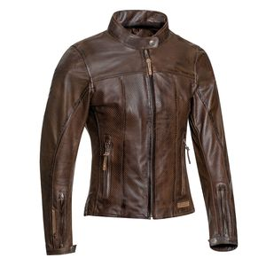 Blouson CRANK LADY AIR  Marron