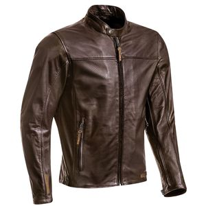 Blouson CRANK AIR  Marron